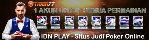 Daftar IDNPlay Terbaru | Situs Judi Poker Online24jam Deposit Pulsa 10rb